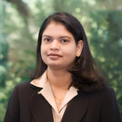Nayaki Nayyar, SAP, GM and Global Head of IoT & Innovation GTM