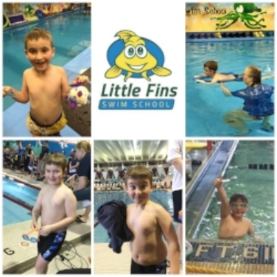 """  Thank-you!!! We're so lucky to have had Little Fins and Mr. Art to help Speedy  break the barriers of fear and unlock the door to what has become his passion! I know absolutely that it wouldn't have been possible any other way. Little Fins helped my Fionn to exceed early expectations of a kid on the autism spectrum and we will be forever grateful to you for everything you've made possible for him. Thank-you!  "" CJ , Fionn's Mom"