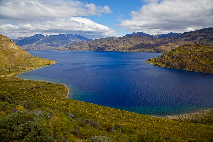 Cochrane Lake, Patagonia National Park