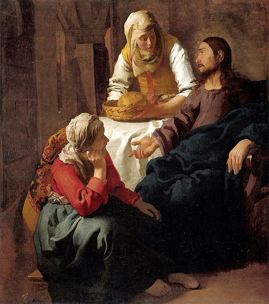 Johann Vermeer, Artist
