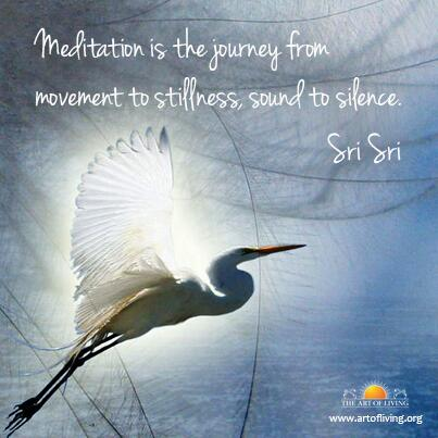 Meditative Stillness
