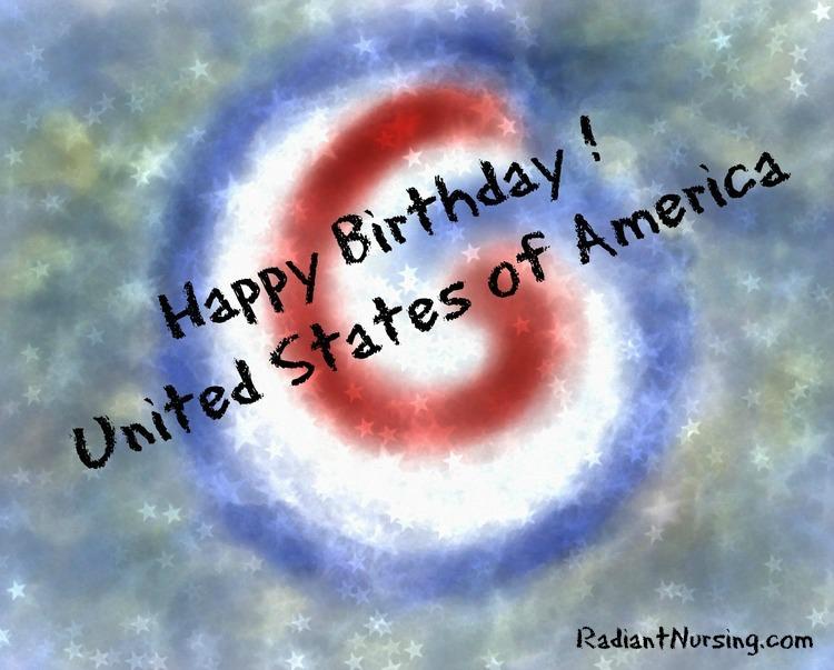 Happy Fourth of July USA!
