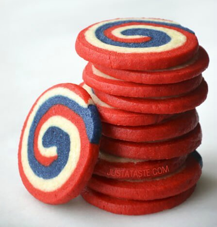 patriotic cookies recipe