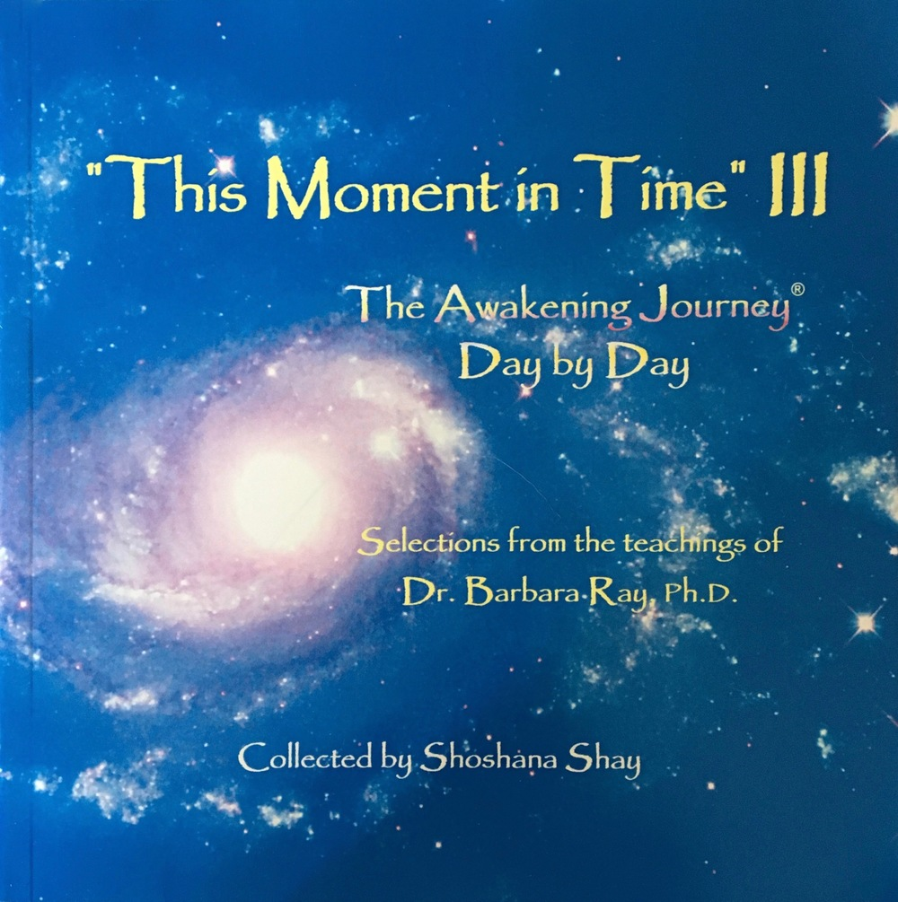"""This Moment in Time"" III - the third book in the trilogy."