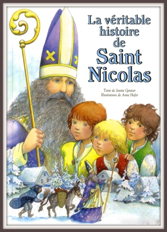 The story of Saint Nicolas
