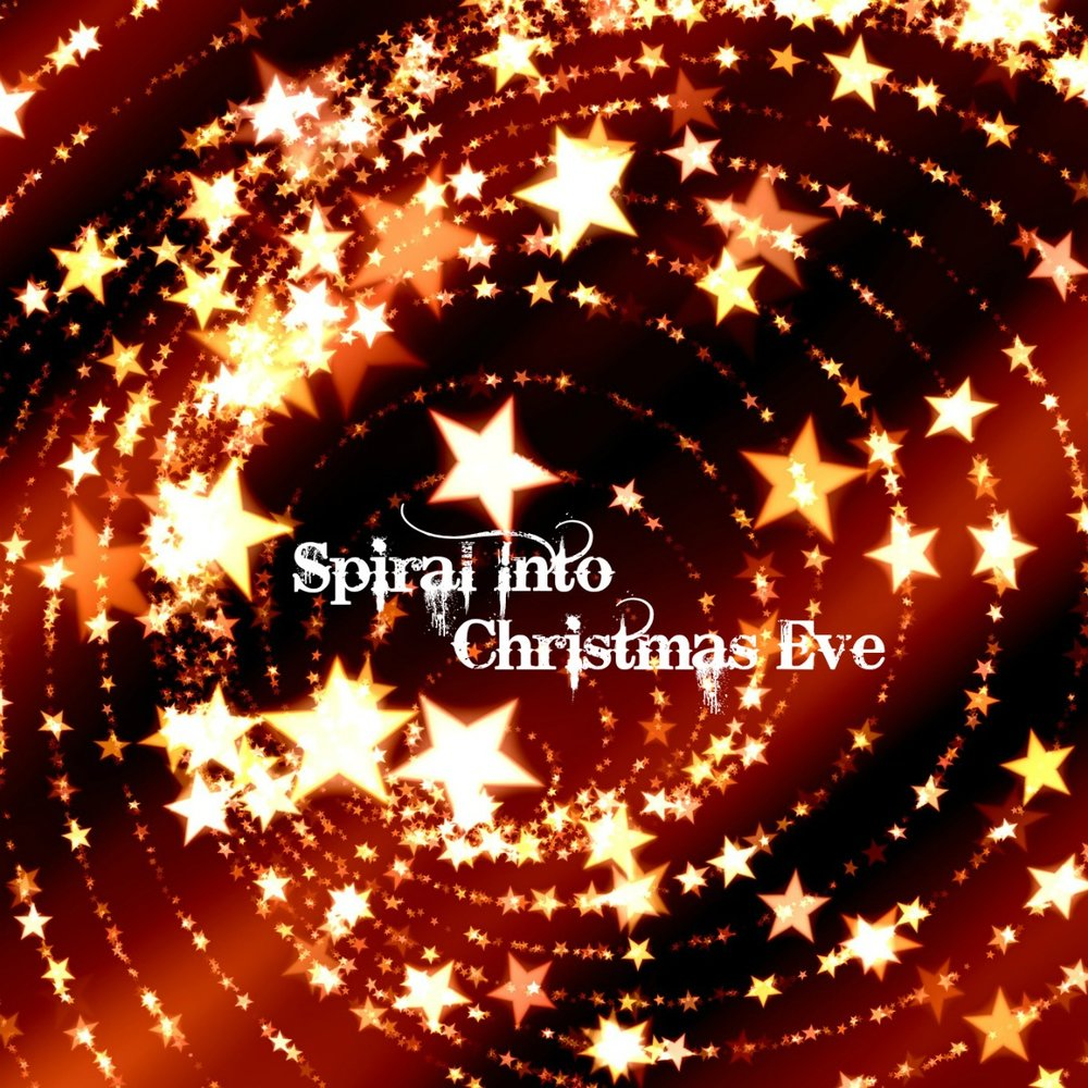 Let us spiral into Christmas Eve.