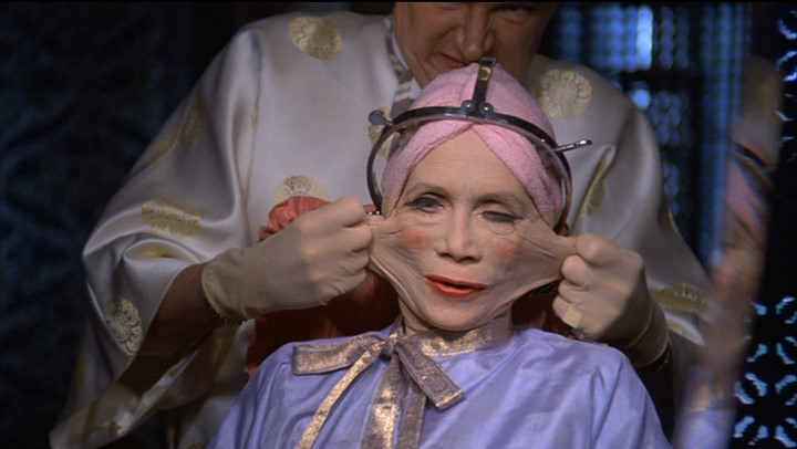 The movie Brazil mocks the over use of plastic surgery in 1985, and yet we seem to be acting it out today.