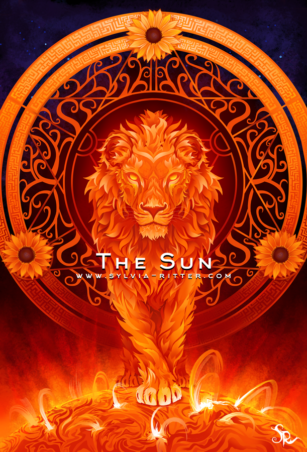The Lion in the Sun.