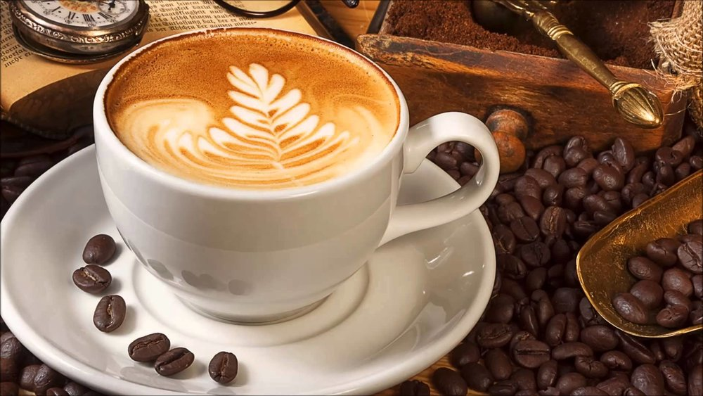 Coffee houses started to appear in the 1600s in Europe.