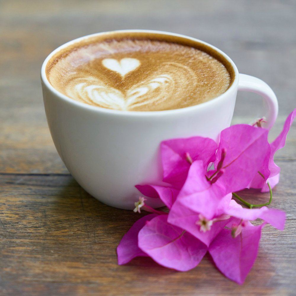 Enjoy a cup of coffee on National Coffee Day, September 29.
