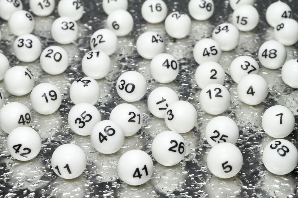 It's just six lucky numbers that you have to choose... and millions of dollars could be yours!