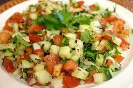 Afghan Salad