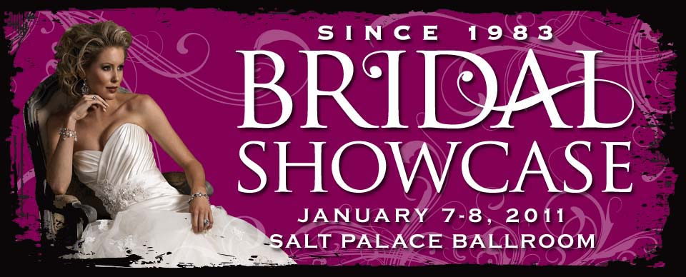 The Bridal Showcase at the Salt Palace in SLC, UT