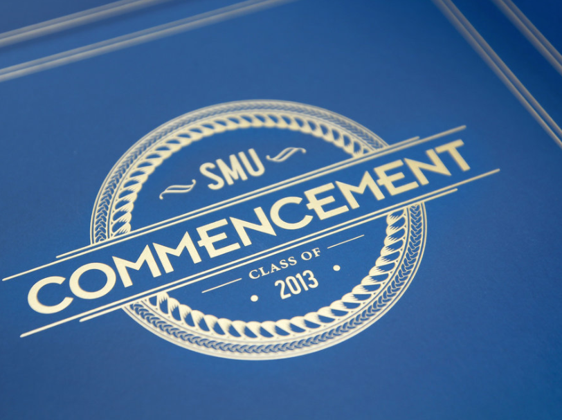 Copy of SMU commencement
