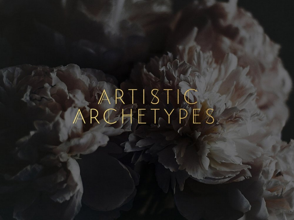 Copy of Artistic Archetypes