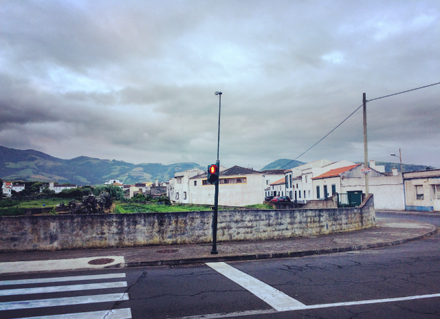 Ribeira Grande   Not the most striking town but still charming in its own way.
