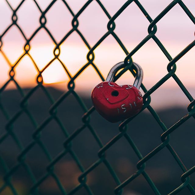 Keep your love lockdown 🔑
