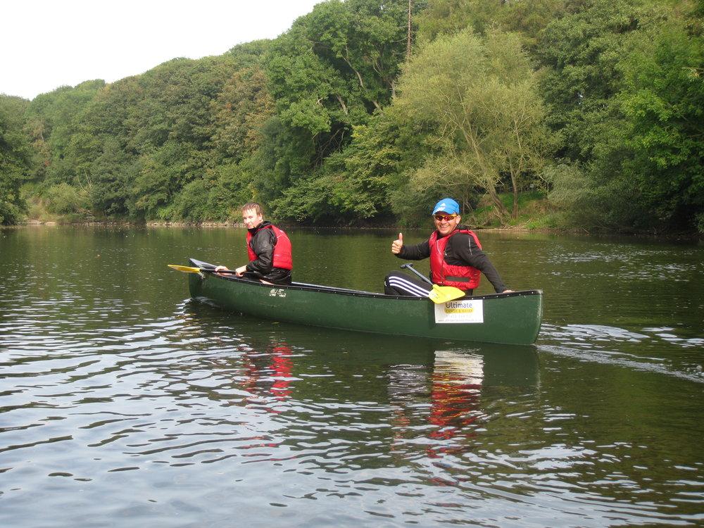 KS5 Canoeing