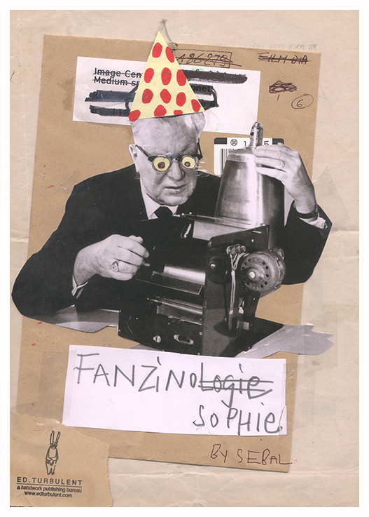 Cover Fanzinosophie