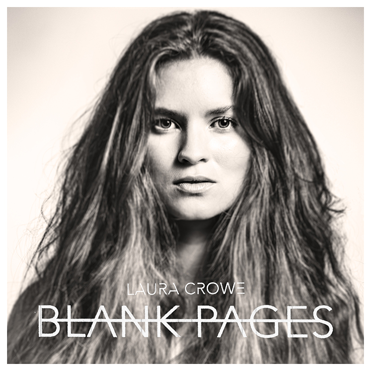 Laura Crow Blank Pages EP Cover