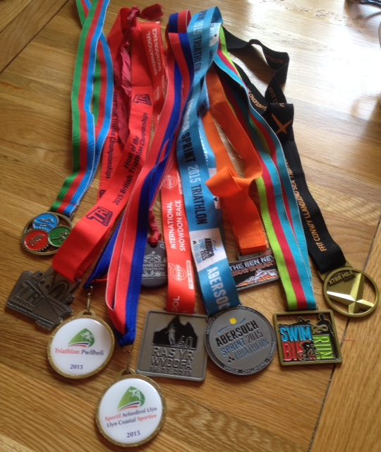 "I have completed 12 Triathlons in 7 months in 2015 and I have never race in Triathlons before.   Someone I know asked me to give, and    I wanted    to help them.      I want   to be ""hip,"" and   supporting   this   charity     called the Education For The Children"