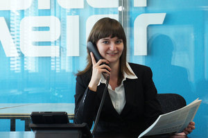 Irene Wucher  Executive Assistant