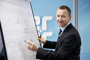 Marcel Bauckhage  Investment and Finance Director