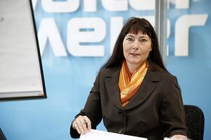 Doris Güller  Human Resources and Admin Director