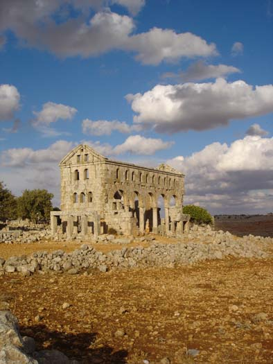 Lost City Church near Aleppo.jpg