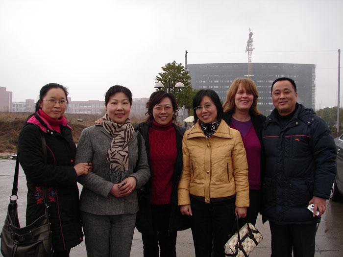 Xie Xinchun, Wuyang ,Tangyin, WangXiannong, Cathy and WangJiayi.jpg