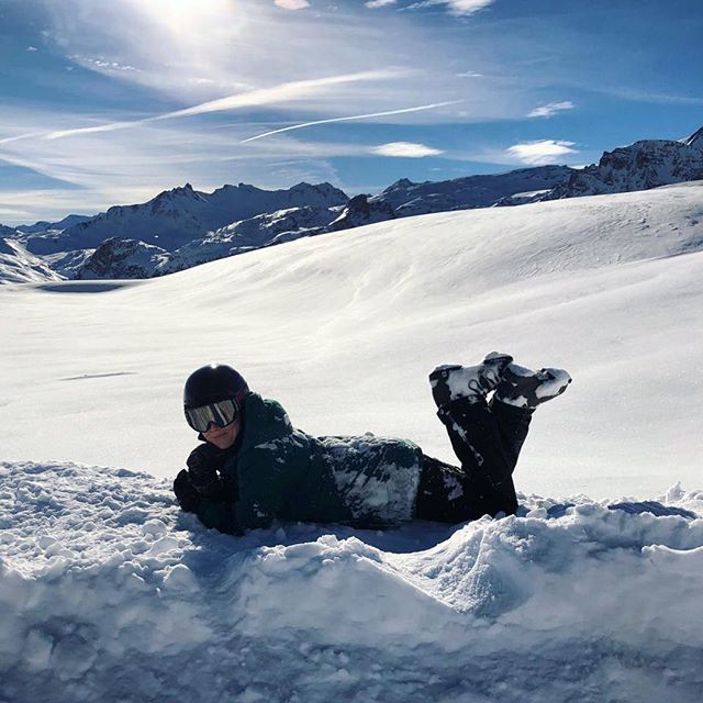 Paint me like one of your French girls. #stanskischool