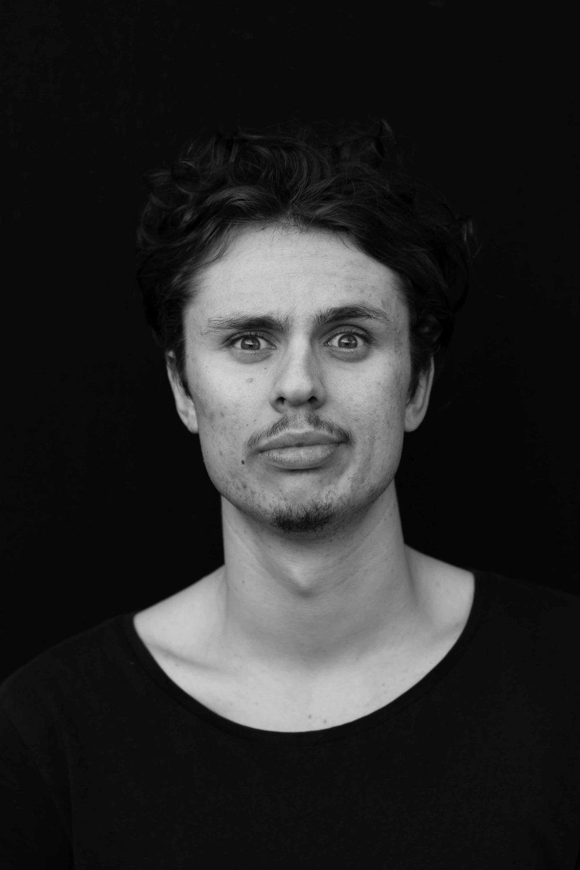 Director Jesse Leaman