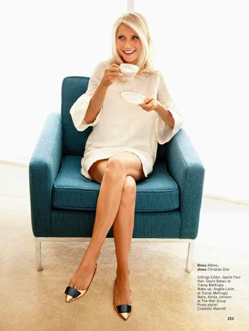 Gwyneth Paltrow - Glamour UK