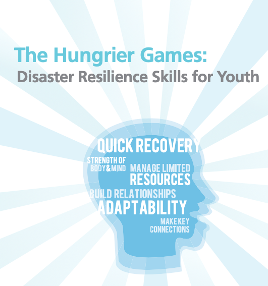 RAND CORPORATION DEVELOPED THE  HUNGRIER GAMES TOOLKIT , AVAILABLE FOR FREE ONLINE.