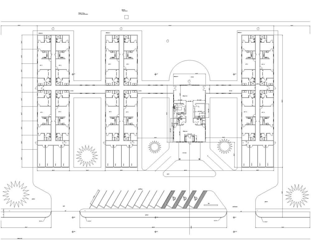 Floorplan of Phillipsburg Estates, Phillipsburg Kansas