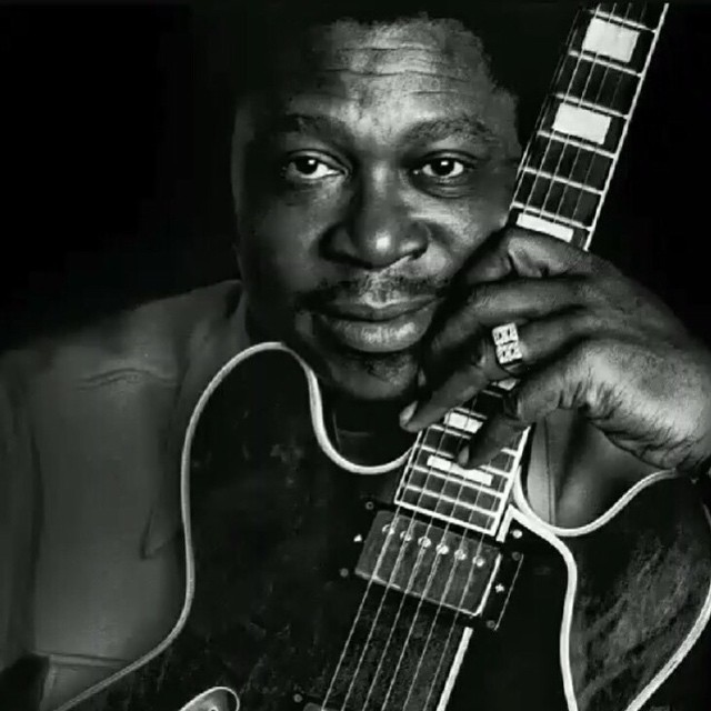 RIP to #BBKing . We celebrate the life of a legend. Thank you for sharing your gift with us.