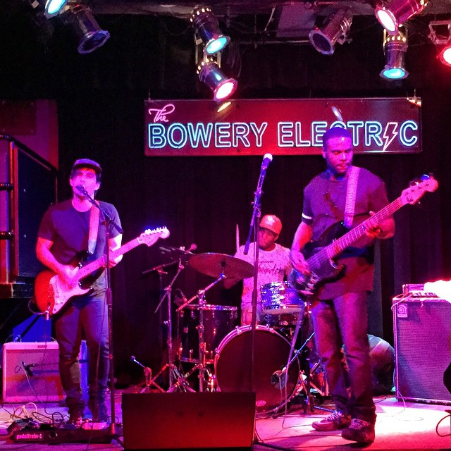 Great times @theboweryelectric ! Felt good to flex out some of the new material. Shout out to my freestyle champs @noelvoicewippler