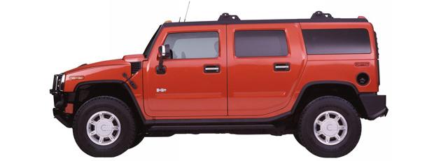 Best car detailing polish for Hummer H1, H2, H3 exterior trim; Vinyl Magic shine lasts over10 car washes