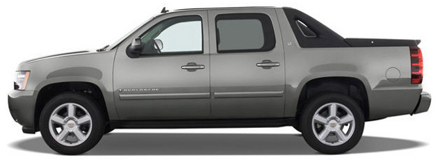 Best car detailing polish for Chevy Avalanche exterior trim; Vinyl Magic shine lasts over 10 car washes