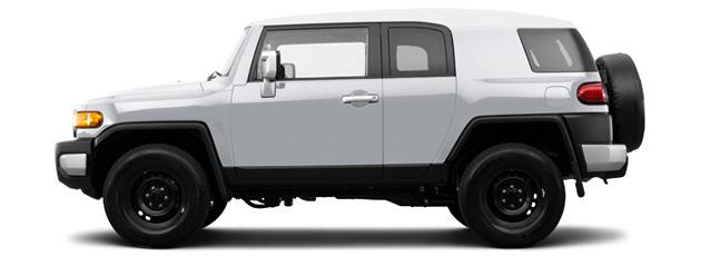 Best car detailing polish for Toyota FJ Cruiser exterior trim; Vinyl Magic shine lasts over10 car washes