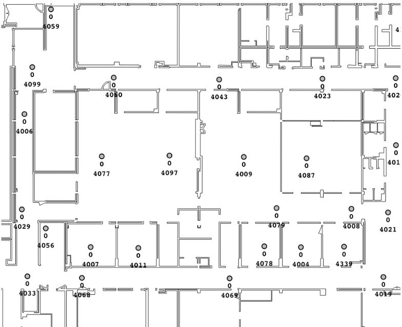 one step installation - installation map
