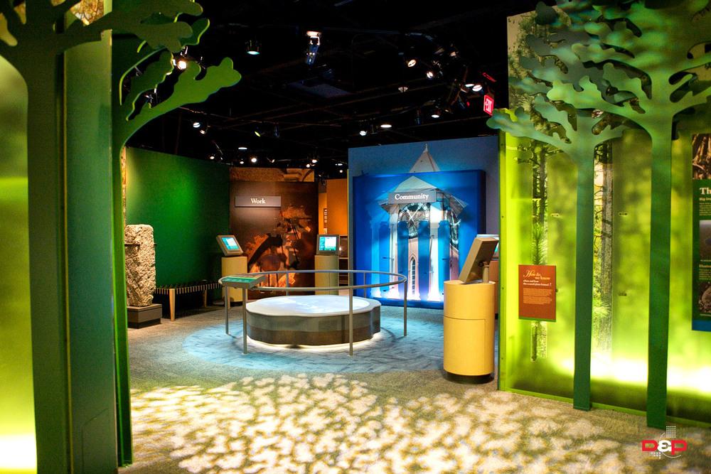 North Carolina History Center, Tryon Palace Historic Sites & Gardens