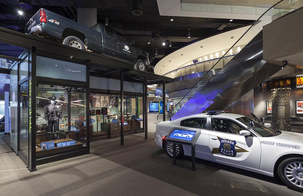 National Law Enforcement Museum, Washington, DC