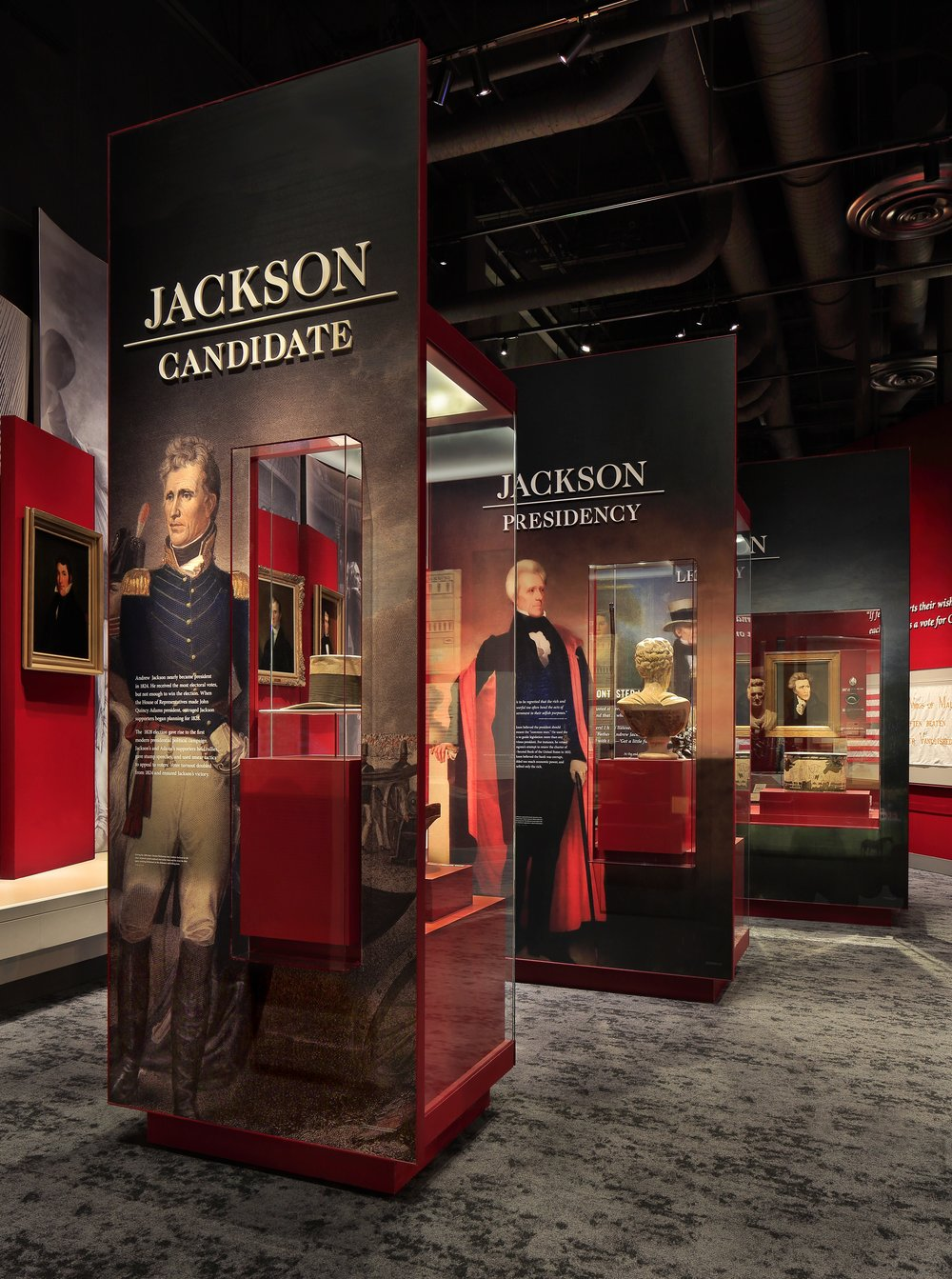 Tennessee State Museum. Nashville, TN