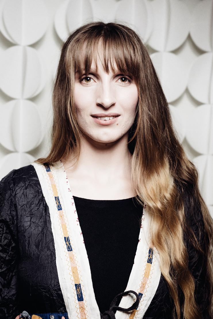 Vilja-Louise Skough Åborn – singer KMH