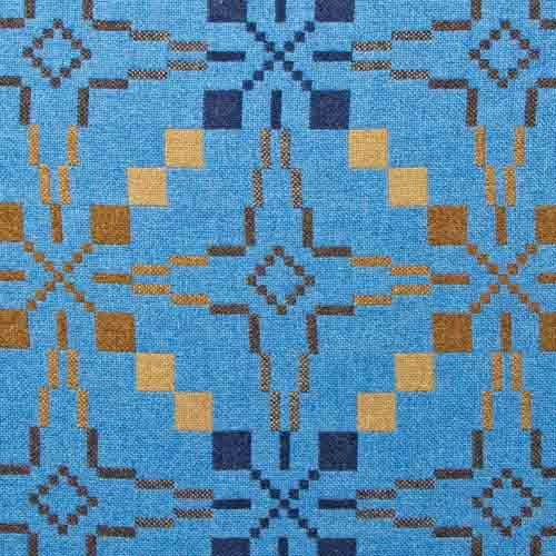 vintage star blue front