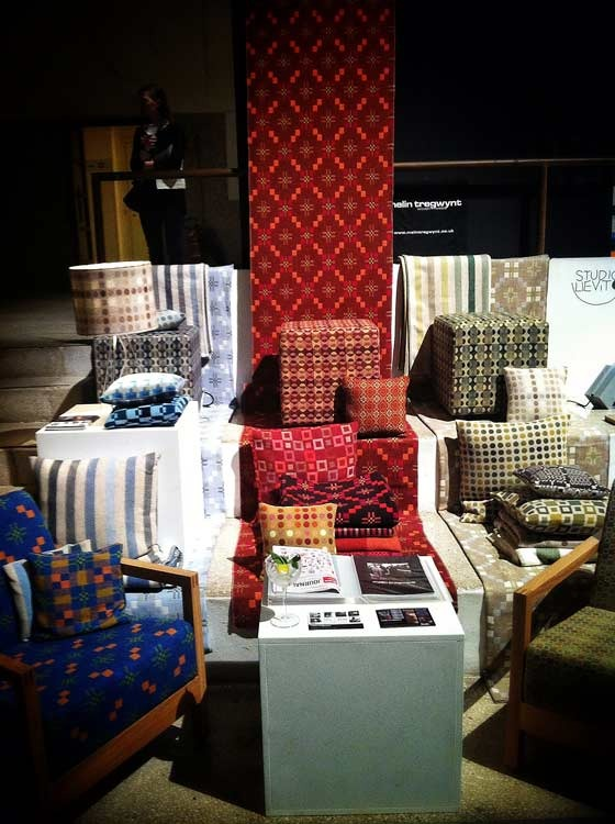 Our stand at Designjunction