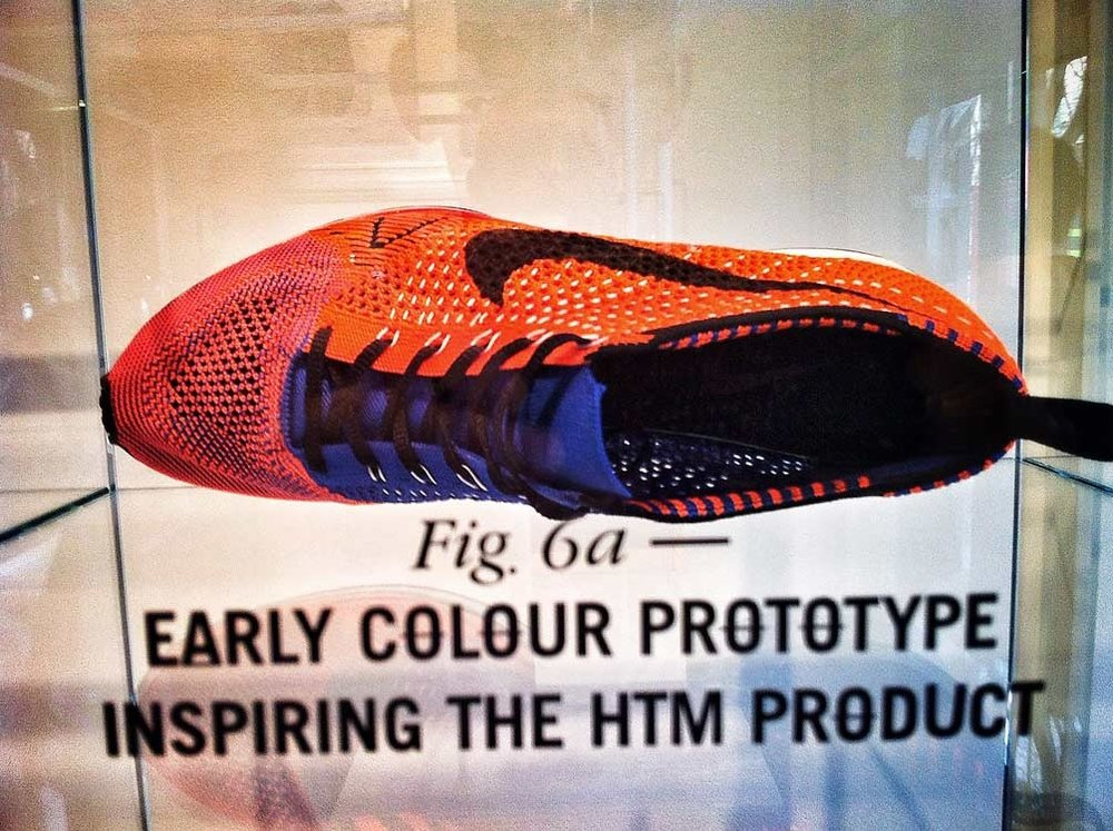 nike early prototype