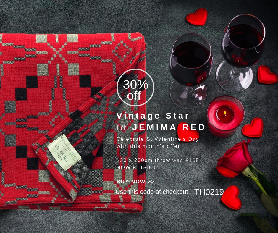 Vintage Star Jemima Red throw 4 (1).jpg