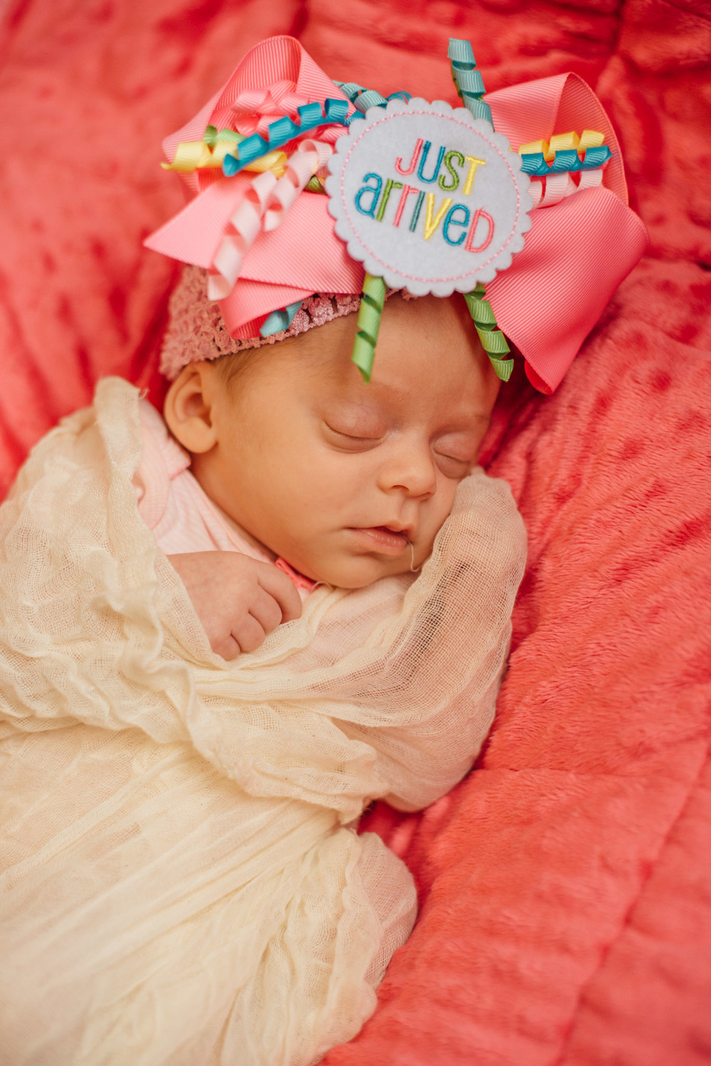 Newborn Lifestyle Photos